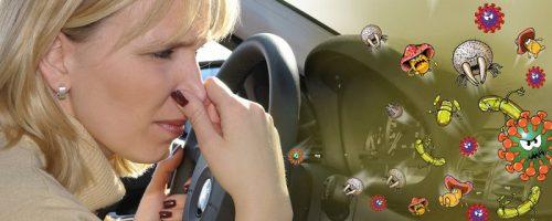 Неприятный запах из кондиционера?